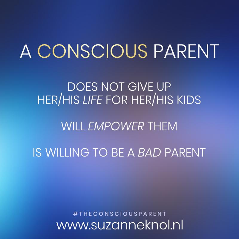 Bewuste ouders blije kinderen