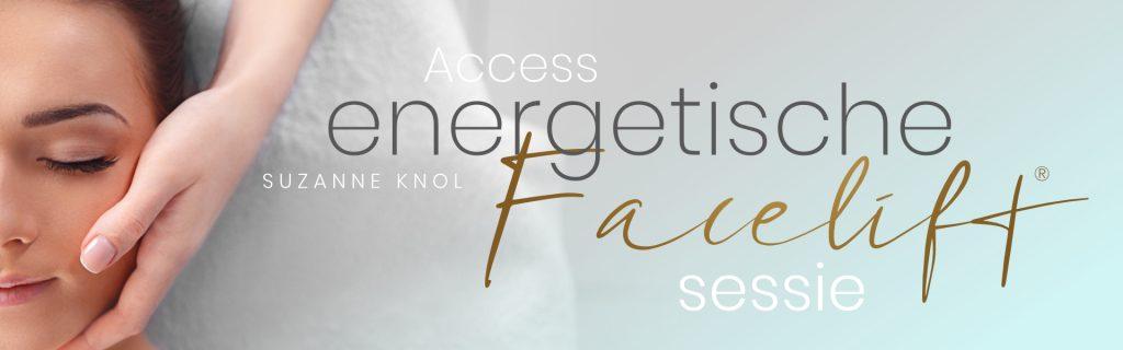 Suzanne Knol Energetische Facelift Sessie